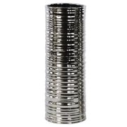 Urban Trends Ceramic Round Cylindrical Table Vase