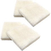 HQRP 4-pack Wick Filter compatible with Honeywell Filter T HFT600 / HFT600PDQ Replacement for Honeywell HEV615 HEV620 HEV600 Series Top Fill Cool Mist Humidifiers