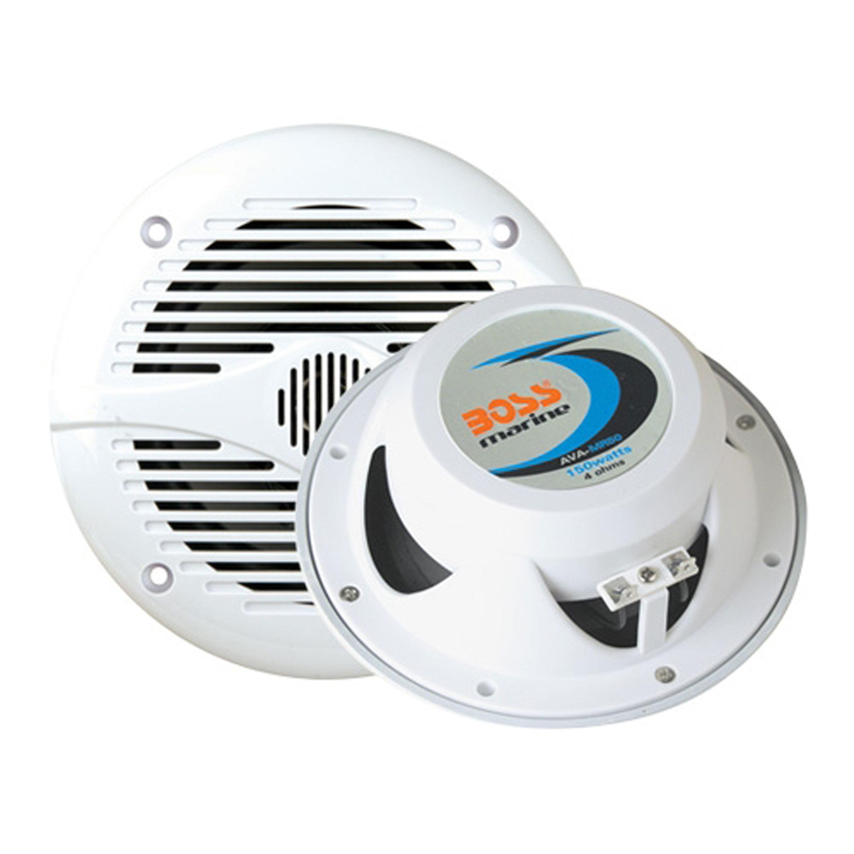 "Boss Audio MR50W 5-1/4"" 2-Way Marine Speaker"