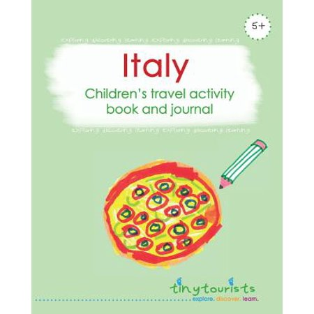Italy! children's travel activity book and journal : fabulously fun italy-themed activity book for k: 9781912293056](Fun Halloween Journals)
