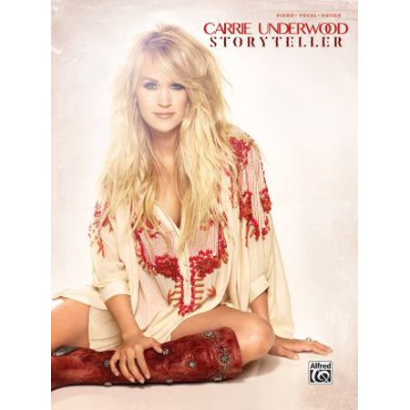 Carrie Underwood Storyteller  Piano   Vocal   Guitar