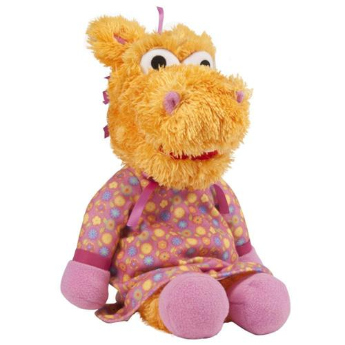 "Tomy Jim Henson's Pajanimals Sweet Pea Sue Large 15"" Plush"