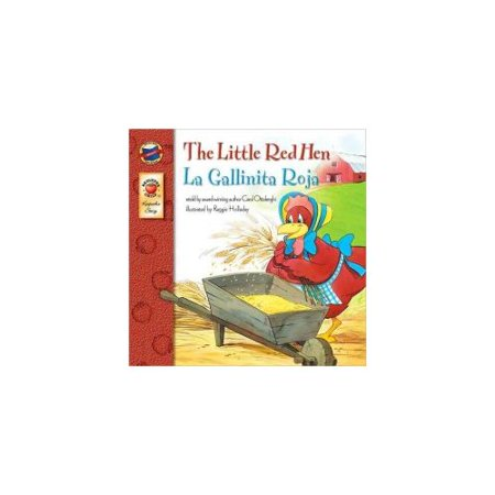 La Gallinita Roja  The Little Red Hen  Grades Pk   3