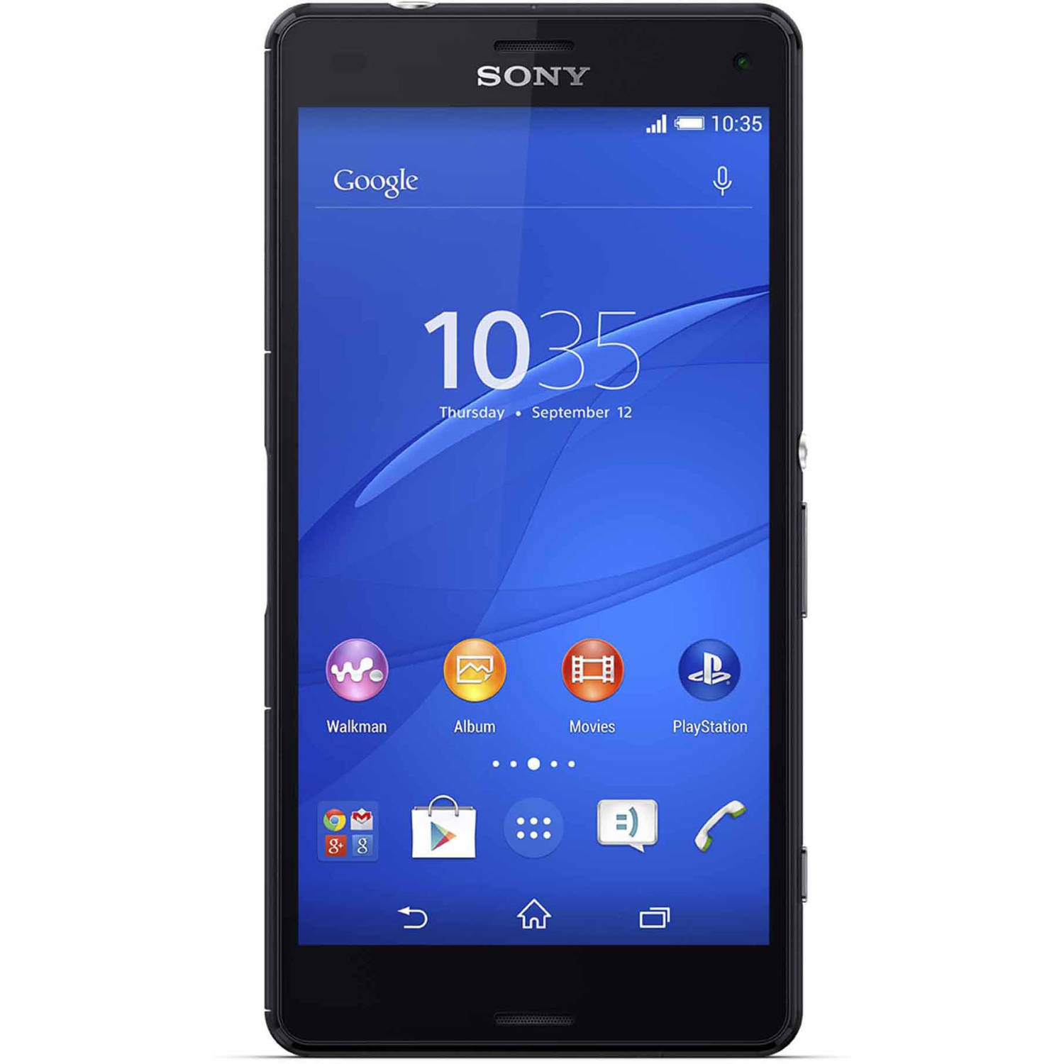 Sony Xperia Z3 Compact D5803 16GB GSM LTE 20MP Camera Phone (Unlocked)