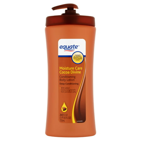 Equate Cocoa Butter Conditioning Body Lotion  24 5 Oz