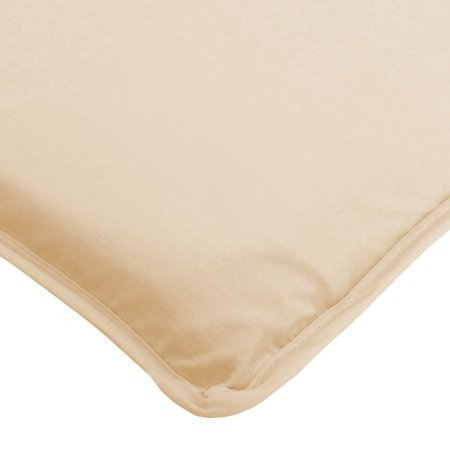 Mini and Clear-Vue Co-Sleeper 100% Cotton Sheets - Toffee