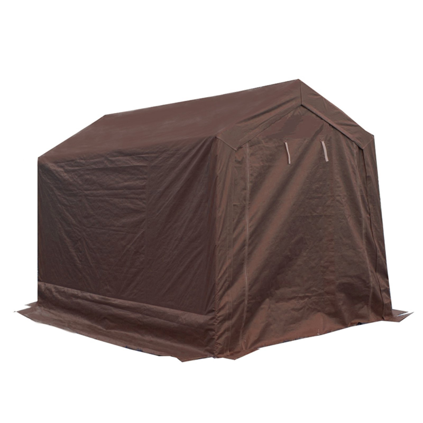 King Canopy 7 x 12 ft. 6 Leg Canopy Storage Shed