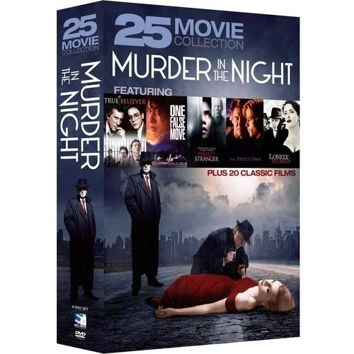 Murder in the Night (DVD) by Mill Creek Entertainment