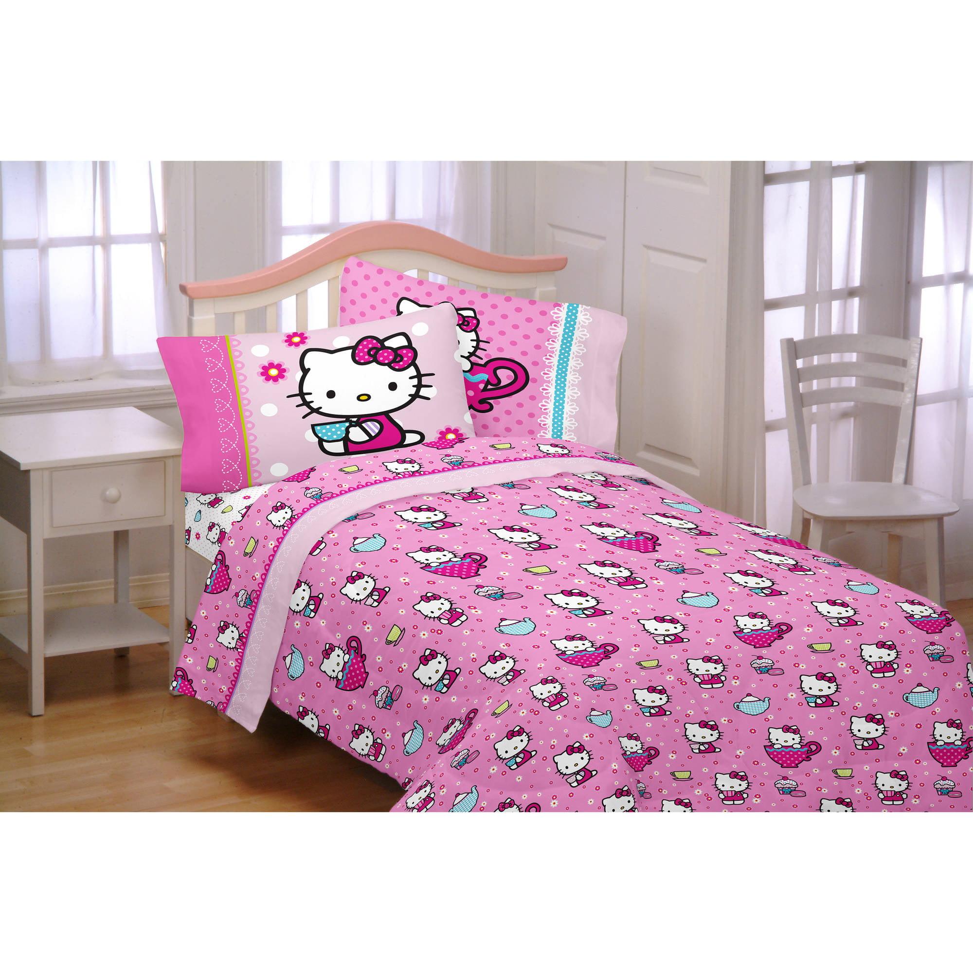 Hello kitty bed set walmart - Hello Kitty Bed Set Walmart 0