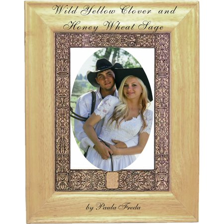 Wild Yellow Clover and Honey Wheat Sage - eBook