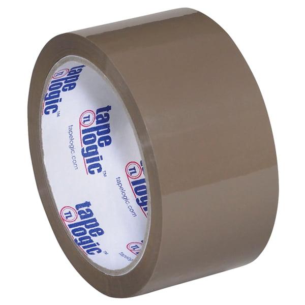 "Tape Logic #700 Economy Tape Tan 2"" x 55 yard (36 Roll/Case)"