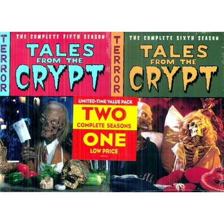 Tales From The Crypt  The Complete Fifth And Sixth Seasons  Full Frame