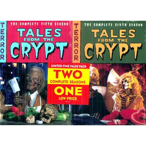 Tales From The Crypt: The Complete Fifth And Sixth Seasons (Full Frame)