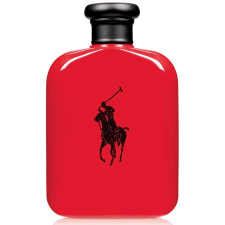 Ralph Lauren Polo Red Eau De Toilette Spray   4 2 Oz