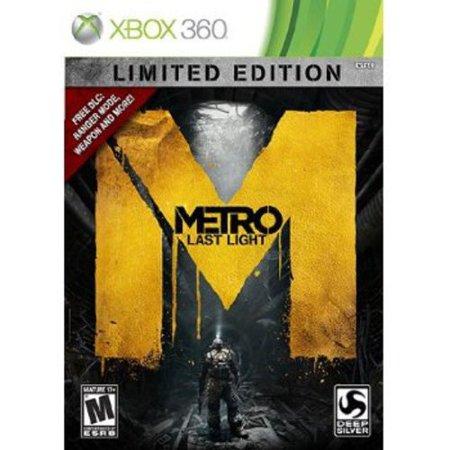 Metro: Last Light Limited Edition (Xbox 360)