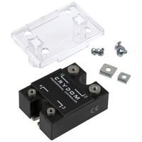 Solid State Relays - Industrial Mount SS Prop. Controller 480V AC 25