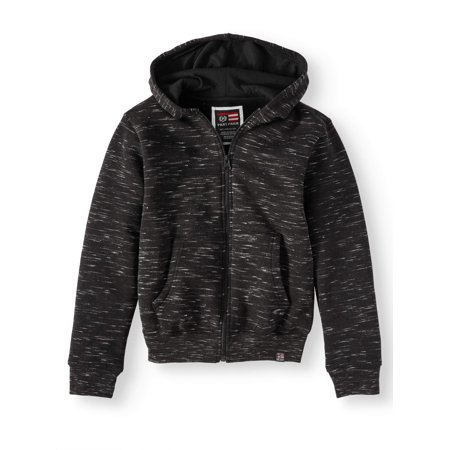 - Zip Up Fleece Hoodie (Big Boys)