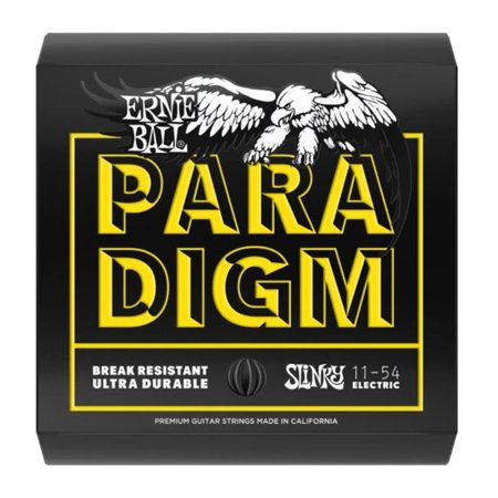 Ernie Ball P02027-U 0.011-0.054 Gauge Beefy Slinky Paradigm Electric Guitar Strings Ernie Ball Beefy Slinky String