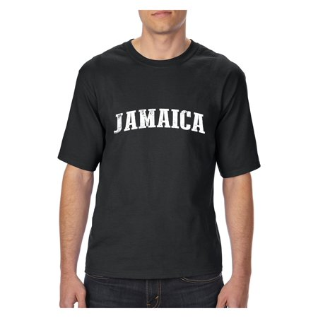 Jamaica Unisex Ultra Cotton T-Shirt Tall Sizes