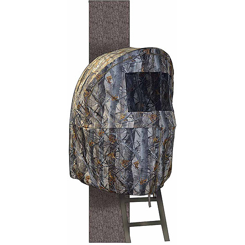 True Timber Camo Single Man Tree Blind XD3