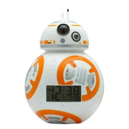 BulbBotz™ Star Wars™ BB-8™ Light-Up Alarm Clock (7.5 inch) ()