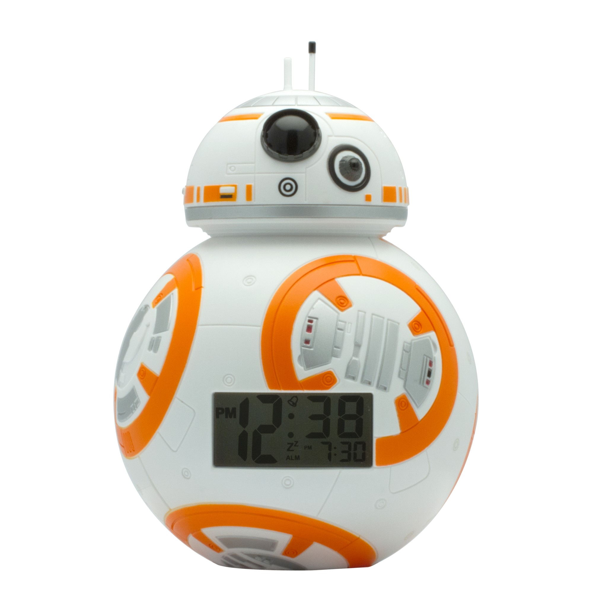BulbBotz™ Star Wars™ BB-8™ Light-Up Alarm Clock (7.5 inch)