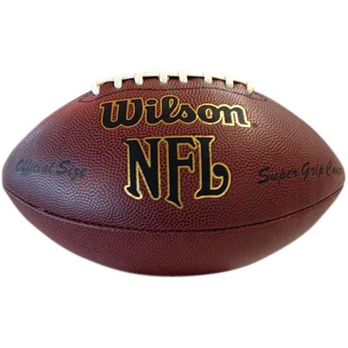 Wilson NFL Super Grip Football by Wilson Sporting Goods