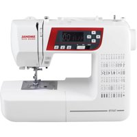 Janome 49360 High-End Quilting and Sewing Machine with 60 Stitches, LCD Screen & more