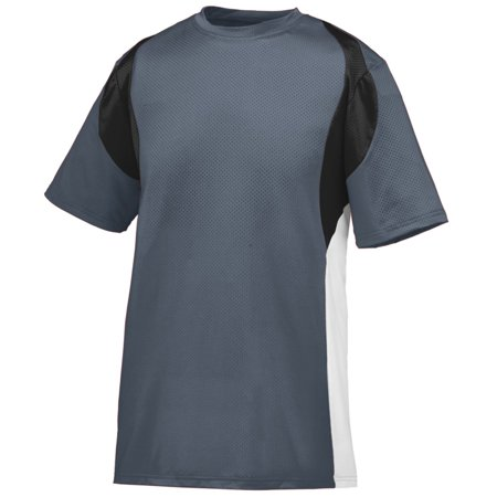 Softball Footwear - Augusta YOUTH QUASAR JERSEY GTBKWH S