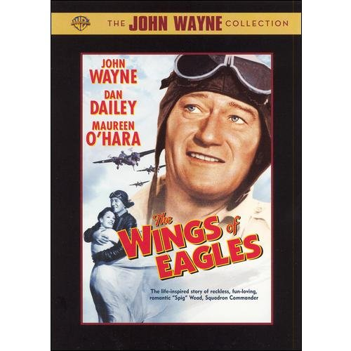 WINGS OF EAGLES (DVD/WS-1.85/ENG-FR-SP SUB)