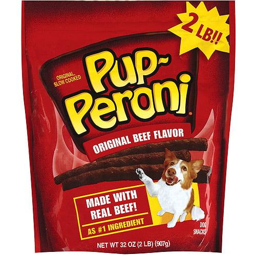 Pup-Peroni Original Beef Flavor Dog Snacks, 32-Ounce