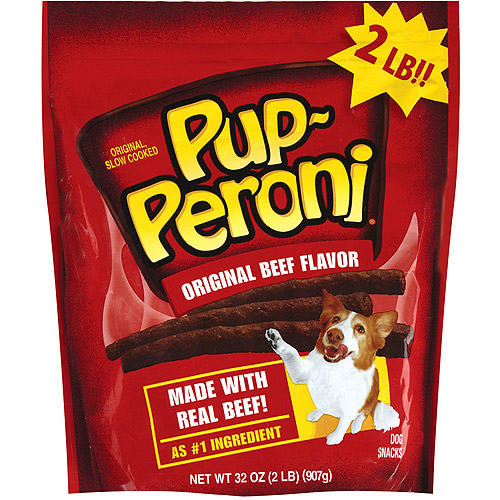 Pup-Peroni Original Beef Flavor Dog Snacks, 32-Ounce