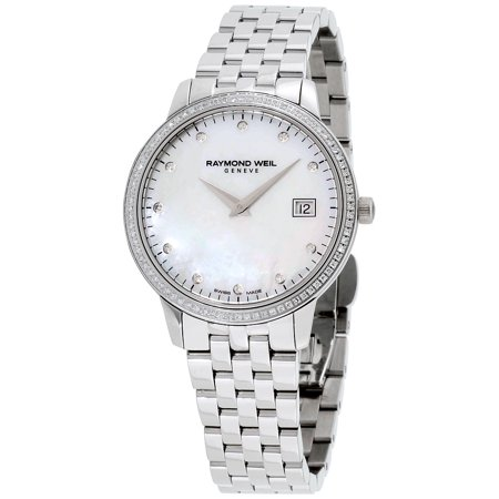Toccata Mother of Pearl Dial Diamond Ladies Watch 5388-STS-97081