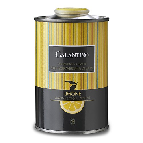 Lemon Infused Extra Virgin Olive Oil by Galantino