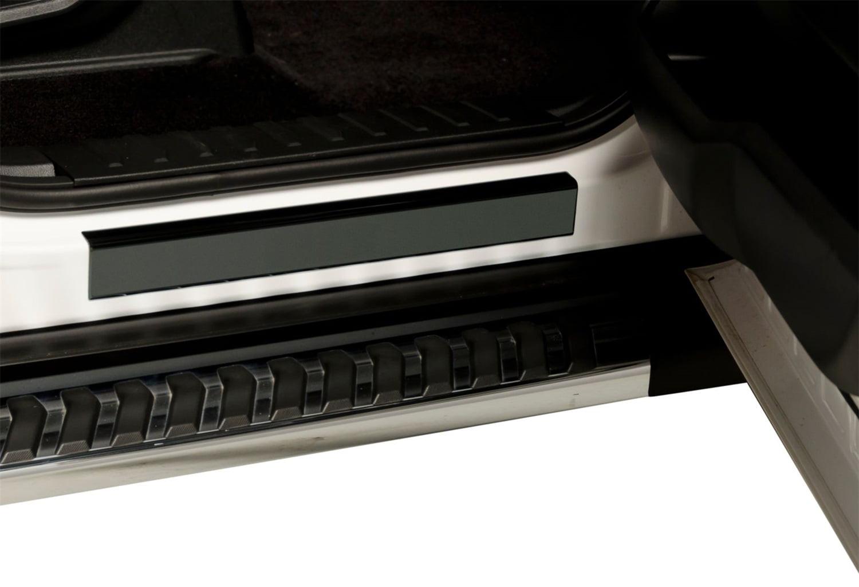 Putco 95171BP Black Platinum 4-Piece Door Sill Kit