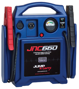 Clore Automotive Llc JNC660 1700 Peak Amp 12 Volt Jump Starter