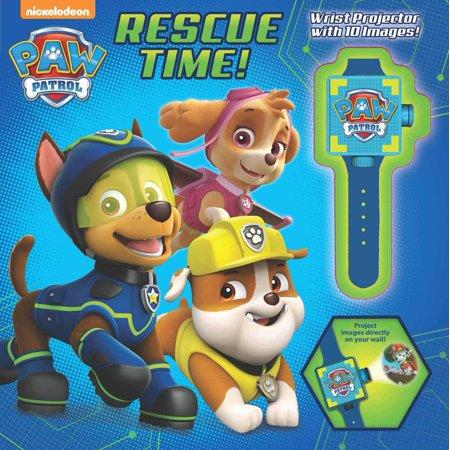 PAW Patrol: Rescue Time (Paw Patrol Books)