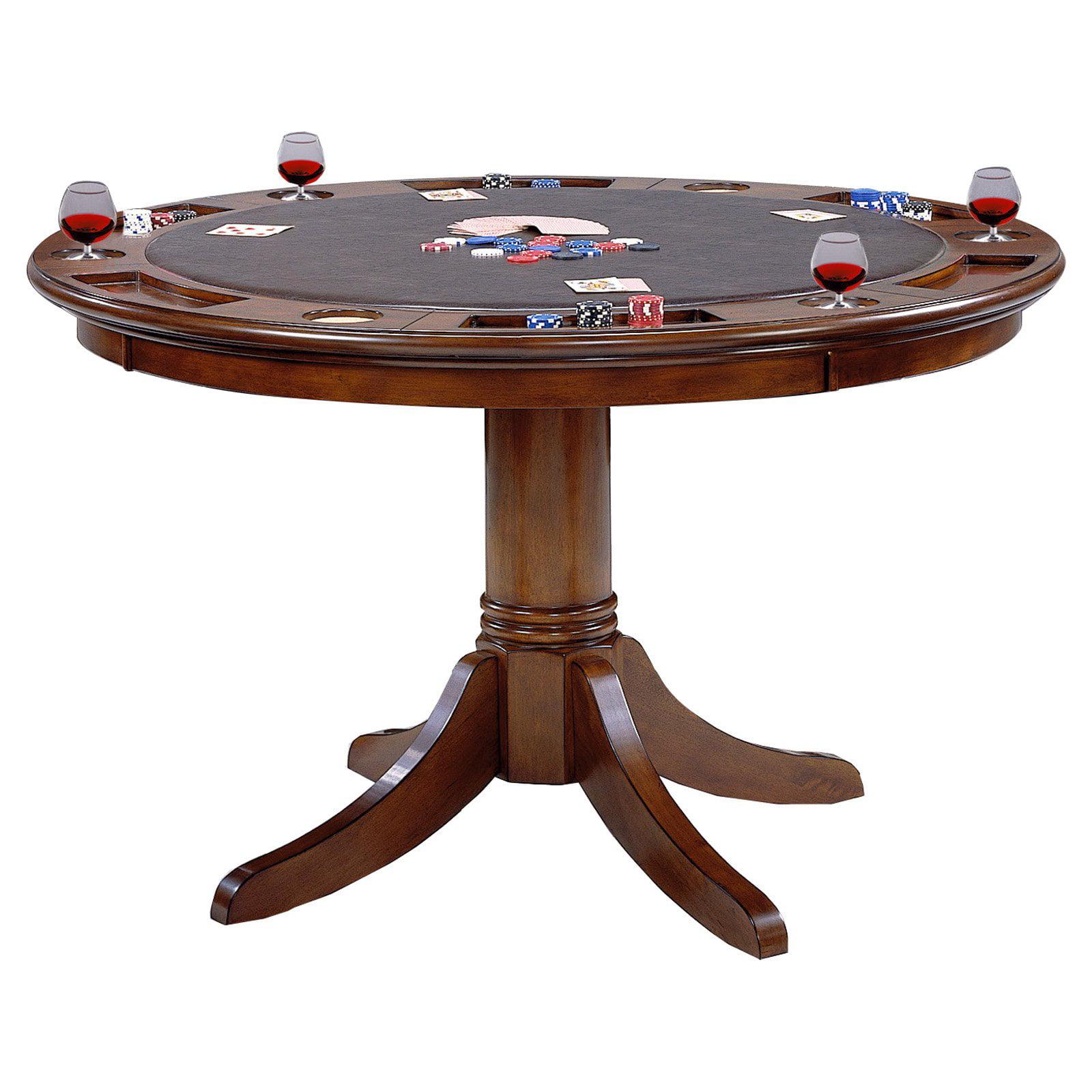 Hillsdale Warrington Poker Table by Hillsdale