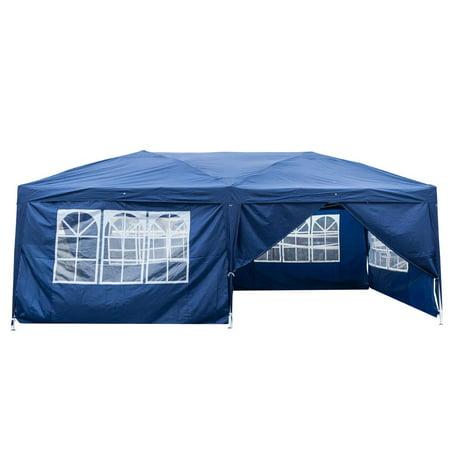 Ubesgoo Ez Pop Up Patio Canopy Tent Heavy Duty Gazebo