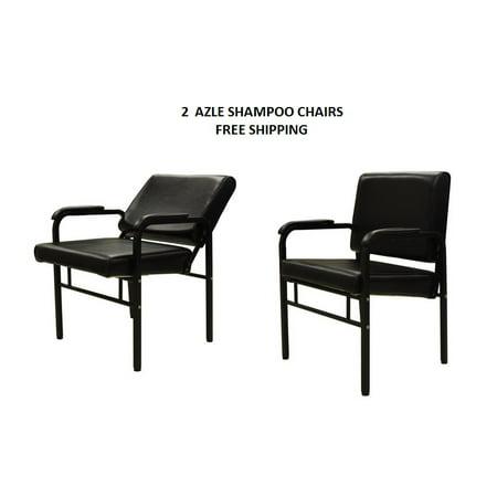 Shampoo Chair Barber Shop Beauty Salon Shampoo Chair Set 2 ()