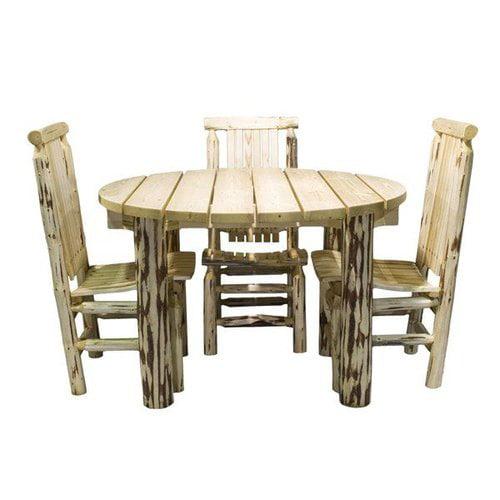 Montana Woodworks MWEPT Montana Patio Table