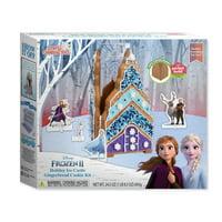 Disney Frozen 2 Castle Pre-Baked Gingerbread Cookie Kit