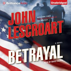 Betrayal - Audiobook