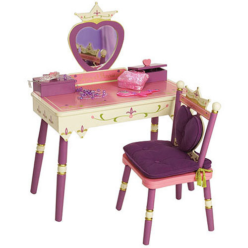 Levels of Discovery Princess Vanity and Chair Set