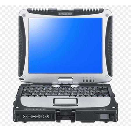 Panasonic Toughbook CF-19  (Refurbished) I5, 160GB HDD, 4GB Ram, Windows 7