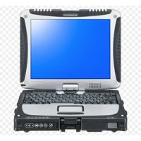 Panasonic Toughbook CF-19  (Refurbished) I5, 160GB HDD, 4GB Ram, Windows 7 Pro