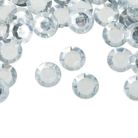 Fun Express - 12mm Acrylic Faceted Gems - Craft Supplies - Bulk Craft Accessories - Jewels - 1 Piece](Bulk Gemstones)