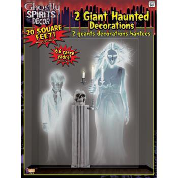 GHOSTLY SPIRITS-GHOSTLY WALL (Spirit Of Halloween San Antonio)