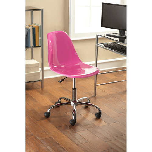 mainstays contemporary office chair, multiple colors - walmart