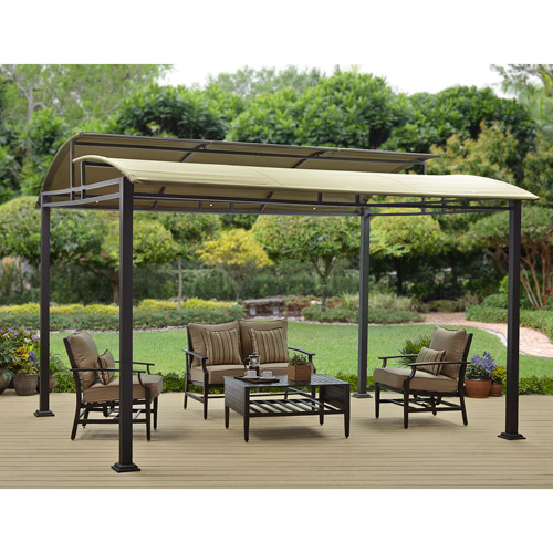 Better Homes and Gardens Sawyer Cove 12' x 10' Barrel Roof Gazebo by